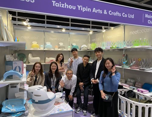 2020 Hong Kong Baby Product Fair 참가